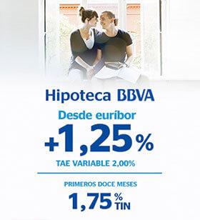 Hipotecas for Hipoteca suelo bbva